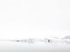 BLANC Jökulsárlón, Islande
