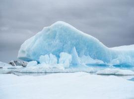BLUE ICEBERG  – Fjallsárlón, Islande