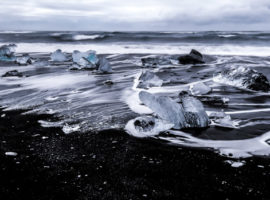 DIAMONDS – Jökulsárlón, Islande