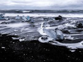 DIAMONDS – Jökulsárlón, Islande